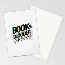 Book Blogger Stationery Cards