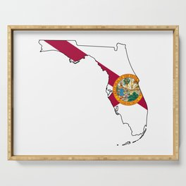 Florida Love! Serving Tray