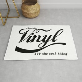 Classic Vinyl A Rug