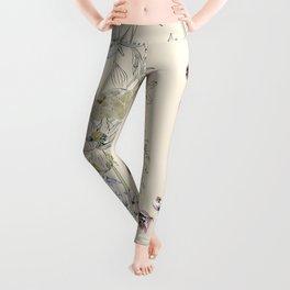 Lotus art Leggings