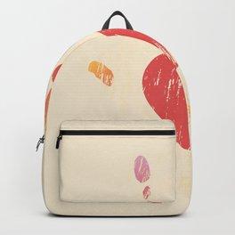 Heart Hand Backpack