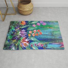 Summer Floral Rug