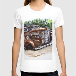 1938 Crime Fighter T-shirt