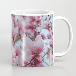 Sweet Cotton Magnolias Coffee Mug