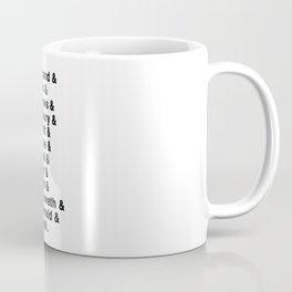 Broadway Lady Legends Coffee Mug