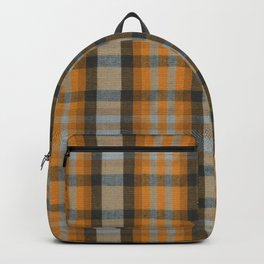 The Great Class of 1986 Jacket Plaid Backpack