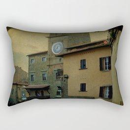 Cortona (Italy) Rectangular Pillow