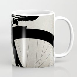 Bicycle Basket Coffee Mug