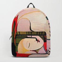 Pablo Picasso A Dream 1932 (Le Reve) Artwork T Shirt Backpack