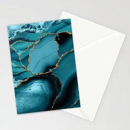 Iceberg Marble Stationery Cards