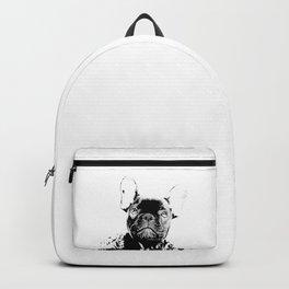 Französische Bulldogge Backpack