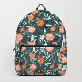 Pomegranate Season Backpack