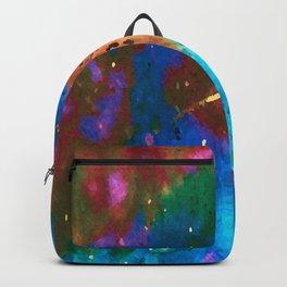 COMETS PASSING NEBULA II Backpack