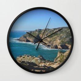 Seashore Summer Explore  Wall Clock