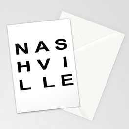 Nashville Tennessee Stationery Cards
