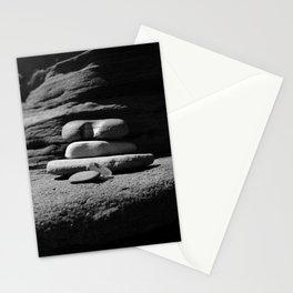 Rock Stack Stationery Cards