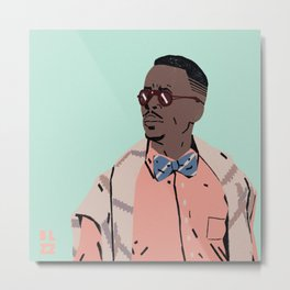 The Fresh Prince of Bel-Air  Metal Print