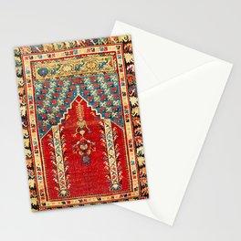 Kula West Anatolian Niche Rug Print Stationery Cards