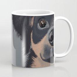 Mila the Carlin Pinscher Coffee Mug