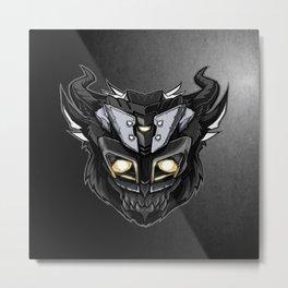 mt10 beast Metal Print