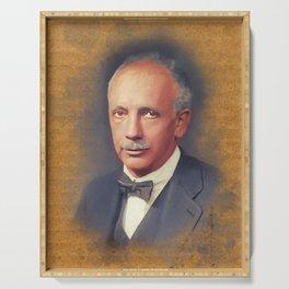 Richard Strauss, Music Legend Serving Tray