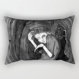 unfortunate Rectangular Pillow
