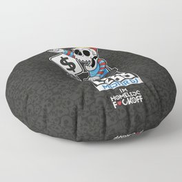 Mister DJ Floor Pillow