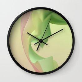 Billowy B Wall Clock
