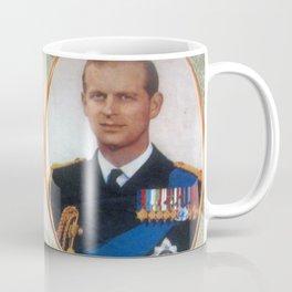 Queen Elizabeth 11 & Prince Philip in 1952 Coffee Mug