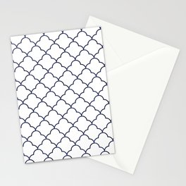 Moroccan Pattern Neck Gator Morrocan Stationery Cards