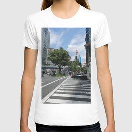 Osaka street T-shirt