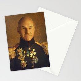 Patrick Stewart Stationery Cards