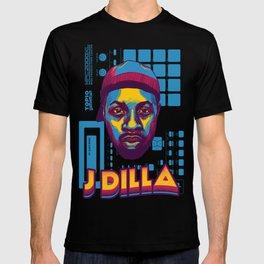 Mr.Dilla ( Top 10 Producers series ) T-shirt