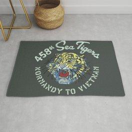 458th Sea Tigers Rug