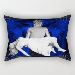I WAS A TEENAGE FRANKENSTEIN 1 (1957) Rectangular Pillow
