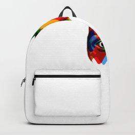 eye posterize Backpack