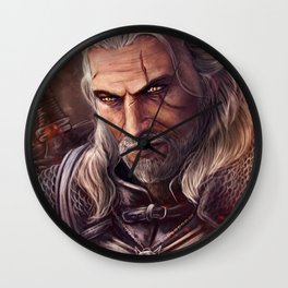 The Witcher Wall Clock