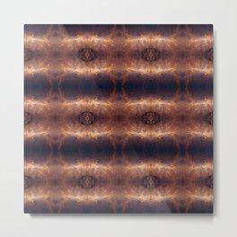Batik Graphic Design 017 Metal Print