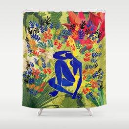 Henri Matisse Wild Shower Curtain