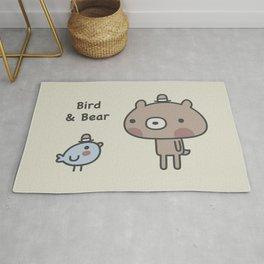 Bird & Bear Rug