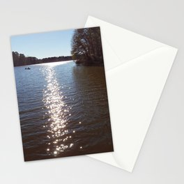 Peaceful Lake Stationery Cards