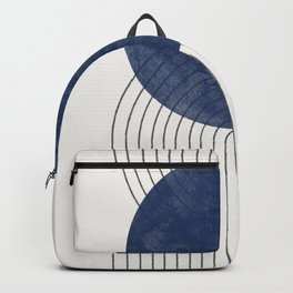 Blue Perfect Balance Backpack