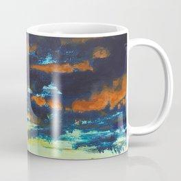 Sunset, Chapman Corner Coffee Mug
