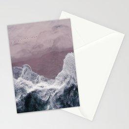 Sands of Lavender Stationery Cards