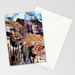 The Gold Rush Stationery Cards