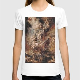 Peter Paul Rubens's The Fall of the Damned T-shirt