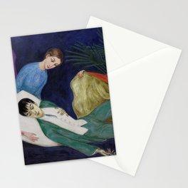 Nils Dardel Doende dandyn Stationery Cards
