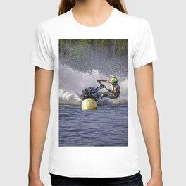 Jet ski on water T-shirt