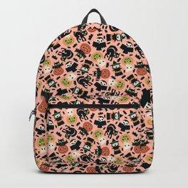 Halloween Gang Pink Backpack