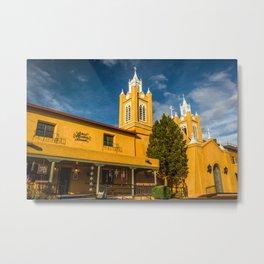 San Felipe Neri Church Metal Print